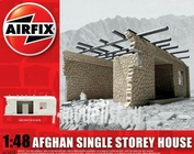 75010 Airfix 1/48 Afghan Single Storey House