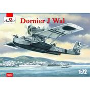72252 Amodel 1/72 Dornier Do J Wal