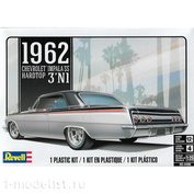 14466 Revell 1/25 Car '62 Chevy Impala 3 in 1