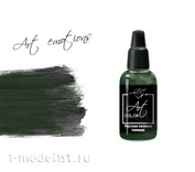 ART187 Pacific88 acrylic paint Art Color Russian green dark (Russian Green Dark)