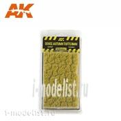 AK8129 AK Interactive Густые осенние пучки травы, 8 мм