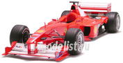20048 Tamiya  1/20 Formula 1 (Grand Prix Collection) Ferrari F1-2000
