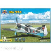 4812 ModelSvit 1/48 Самолёт Як-9ТД