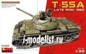 37023 MiniArt 1/35 Советский средний танк Т-55А Поздняя модификация 1965 г