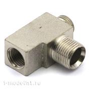 8107 Jas Adapter nut 1/8