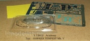 S72602 Rob-Taurus 1/72 Набор деталей для Hawker Tempest Mk.V Canopy