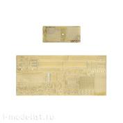 035399 Microdesign 1/35 Photo Etching for Z&S-5 Main Set (Zvezda, ARC)