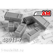 AMC48011-7 Advanced Modeling 1/48 Тара НАР С-5