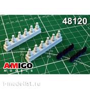 AMG48120 Amigo Models 1/48 Аэродромный огонь ОЛ3