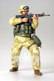 36308 Tamiya 1/16 Modern US Infantryman/Desert