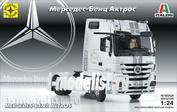 602424 Моделист 1/24 Грузовой автомобиль МЕРСЕДЕС-БЕНЦ Актрос