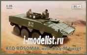 35034 IBG 1/35 KTO Rosomak with OSS-M turret