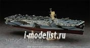 40027 Hasegawa 1/350 Авианосец U.S. USS GAMBIER BAY (CVE-73)