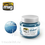 AMIG2201 Ammo Mig PACIFIC WATERS (the PACIFIC WATER)