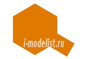 86061 Tamiya PS-61 Metallic Orange краска для поликарбоната (спрей)