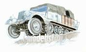 SA72010 Special Hobby 1/72 Sd.Kfz 11/2 Entgiffungskraftwagen