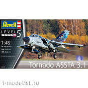 03849 Revell 1/48 tornado assta 3.1 Fighter-bomber