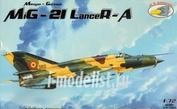 RVA72036 R.V. AIRCRAFT 1/72 MiG-21 Lancer-C