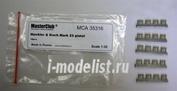 Mca35316 MasterClub 1/35 Пистолет Heckler & Koch Mark 23 16шт.