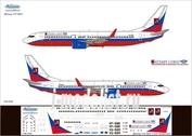 738-006 Ascensio 1/144 Декаль на самолет боенг 737-800 (атлат-союз)