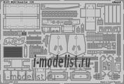 36411 Eduard 1/35 Фототравление для M3A1 Scout Car