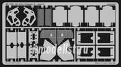 48400 Eduard 1/48 Фототравление Su-15A Flagon-A