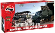 3306 Airfix 1/76 Bedford Qlt and Bedford Qld Trucks