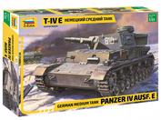 3641 Звезда 1/35 Немецкий танк Т-IV E