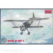 454 Roden 1/48 Самолет Arado Ar 68F-1