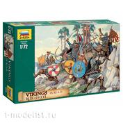 Zvezda 8046 1/72 Vikings