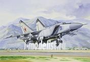72124 Восточный экспресс 1/72 Истребитель-перехватчик МиГ-25ПД