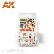 AK8113 AK Interactive 1/35 Красные листья клёна