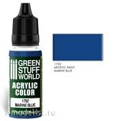 1792 Green Stuff World Акриловая краска цвет