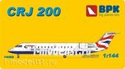 BPK14402 BPK 1/144 CRJ-200