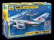 7318 Звезда 1/72 Советский истребитель МuГ-17