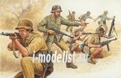 6076 italeri 1/72 German Afrika Korps