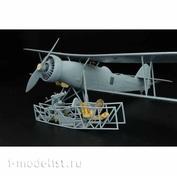 BRL72100 Brengun 1/72 Фототравление для Letov S-328 PE