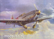 037 Roden 1/72 Самолёт LaGG-3 (1,5,11 series)
