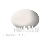 36105 Revell Aqua - matte white paint