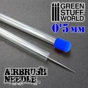 1569 Green Stuff World Игла для аэрографа 0,5 мм / Airbrush Needle 0.5mm