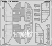 48779 Eduard 1/48 Фототравление F-4B airbrakes