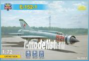 72036 ModelSvit 1/72 Советский экспериментальный истребитель-перехватчик Е-152-1