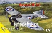 72035 Avis 1/72 Самолет Bristol M.1C