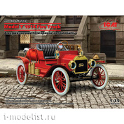 35605 ICM 1/35 Американский пожарный автомобиль Model T 1914 Fire Truck