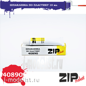 40890 ZIPmaket Шпаклевка по пластику 10 мл