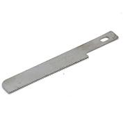 4822 Jas Набор лезвий (пилка по пластику, длина 45мм) к ножу с цанговым зажимом, 5шт.