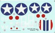 48016 KV Decol 1/48  Spad XIII America 8