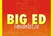 BIG3283 Eduard 1/32 Полный набор фототравления для  SPITFIRE Mk.IX (EARLY)