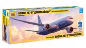 7021 Zvezda 1/144 Passenger airliner Boeing 787-9