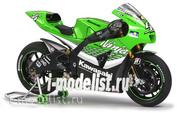 14109 Tamiya 1/12 Kawasaki Ninja Zx-rr Motorcycle